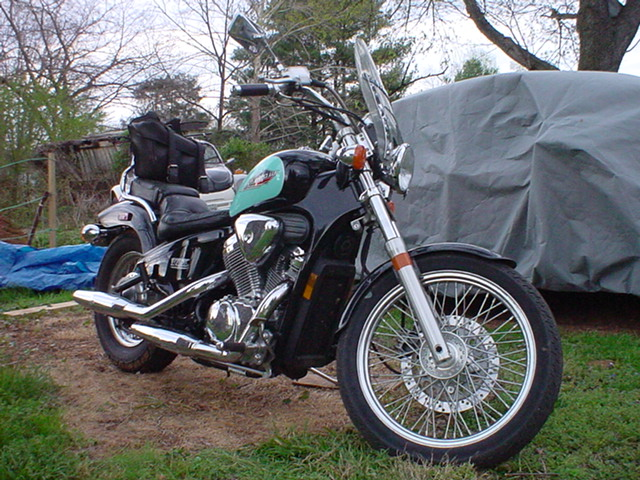 Honda Shadow VLX 600 Deluxe:Tom's Evaluation