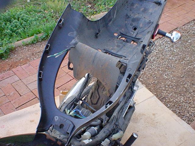 Honda Shadow Vlx 600 Tom S Turn Signal Instructions
