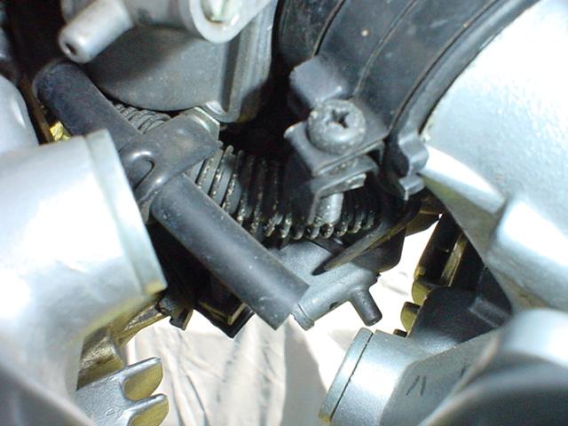 Honda Shadow Vlx Carb And Engine Details