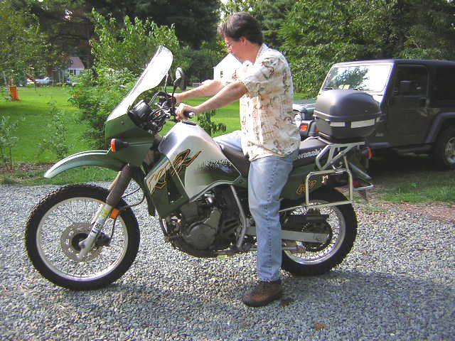 Short Adventure Bike For Short Rider Page 3